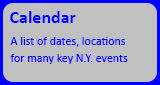 New York high school sports calendar